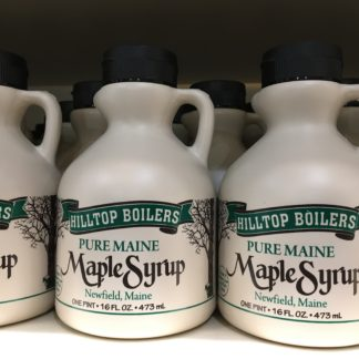 Pint Pure Maine Maple Syrup