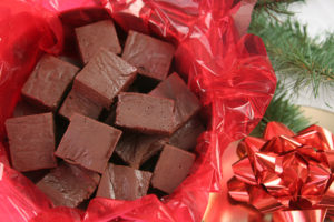 Silky Maple Chocolate Fudge