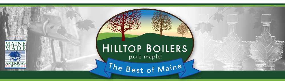 Hilltop Boilers Maple Syrup